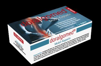 doralgomed gegen Rückenschmerzen