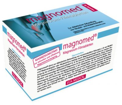 Magnesium Tabletten Magnomed