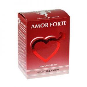 Amor Forte Tabletten
