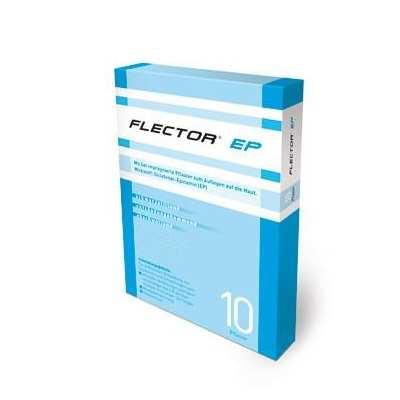 Flector EP Pflaster für Prellungen und Sportverletzungen.