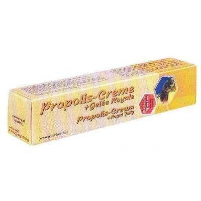 Propolis Creme hilft nach Muskelquetschungen, Verstauchungen, Prellungen und Bänderzerrungen