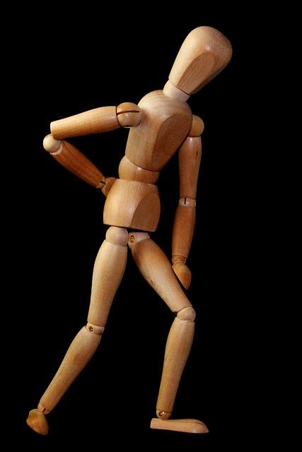 Rückenschmerzen bei Männern