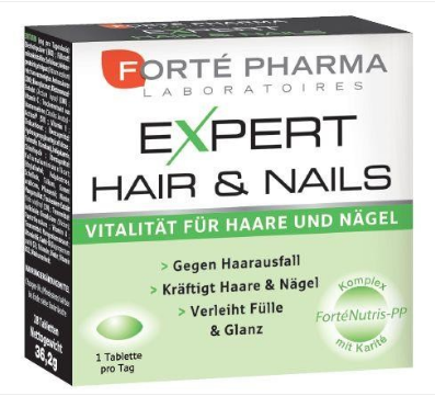 Time Expert Hair & Nails Tabletten