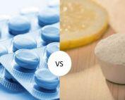 Steigerung der Libido: natürliche oder synthetische Potenzmittel?