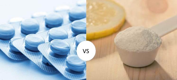 Natürliche Potenzmittel und Synthetische Potenzmittel: Ein Vergleich