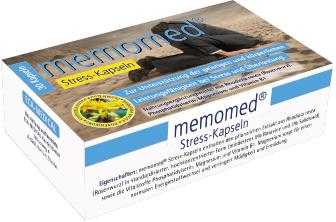 Memomed Stress-Kapseln
