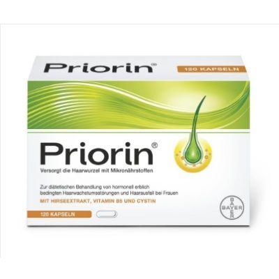Priorin Kapseln - Mikronährstoffe für das Haar